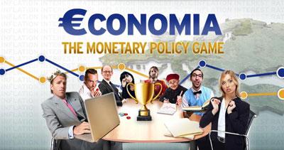 €CONOMIA – das Spiel über Geldpolitik