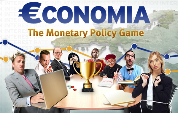 €CONOMIA - The monetary policy game