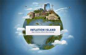 Inflation Island - How inflation affects the economy