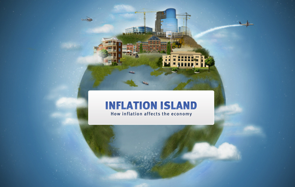 Inflation Island – How inflation affects the economy