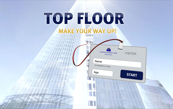 TOP FLOOR - Make Your Way Up!