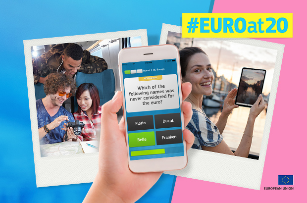 #EUROat20 QuizClash competition