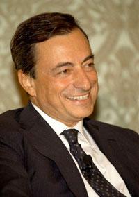 Mario Draghi - Presidente BCE