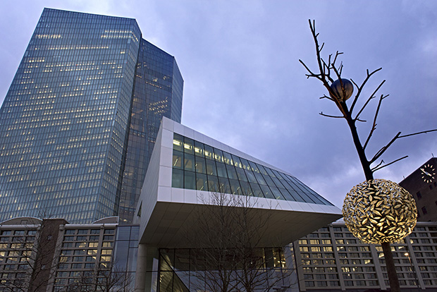 the european central bank How a central bank created to exist apart from politics got drawn into bitter political arguments.
