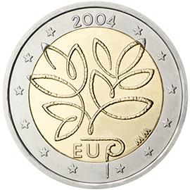 <p>2004:</p><p>Ampliación de la Unión Europea a diez nuevos Estados miembros</p>
