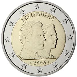 Faccia della moneta da €2 recante il motivo celebrativo o commemorativo