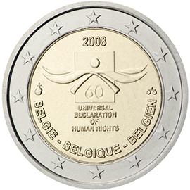 <p>Bélgica:</p><p>Sexagésimo aniversario de la Declaración Universal de Derechos Humanos</p>