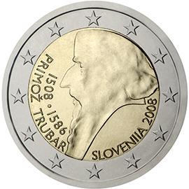 <p>Eslovenia:</p><p>Quinto centenario del nacimiento de Primož Trubar</p>