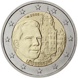 2 Gedenkmünzen 2008