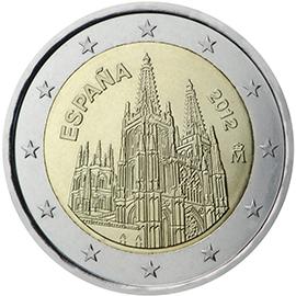 <p>España:</p><p>Catedral de Burgos – serie Patrimonio Mundial de la UNESCO</p>