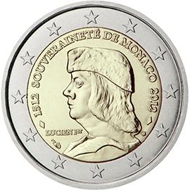<p>Mónaco:</p><p>Quinto centenario de la soberanía de Mónaco, obtenida por Lucien I Grimaldi</p>