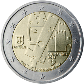 €2 face commémorative