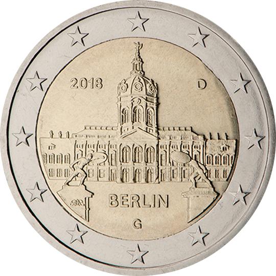<p>Alemania:</p><p>Berlín (serie «Estados federados»)</p>