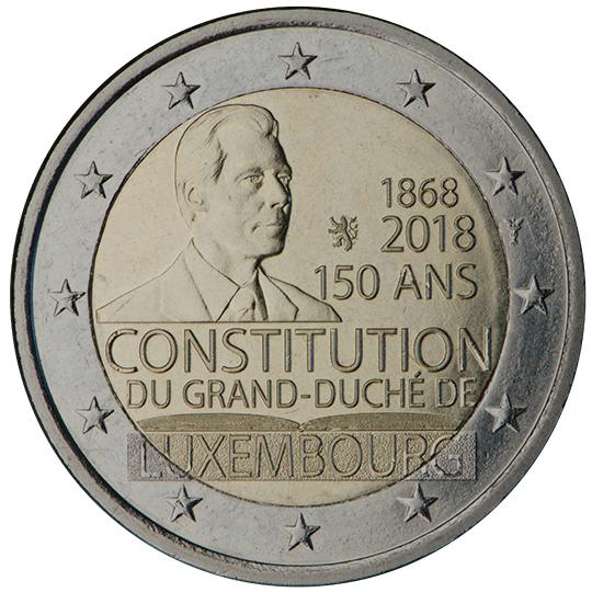 <p>Luxemburgo:</p><p>150º aniversario de la Constitución luxemburguesa</p>