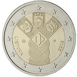 <p>Lituania:</p><p>La creación de los Estados de Estonia y Letonia y el restablecimiento del Estado de Lituania</p>
