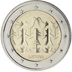 <p>Lituania:</p><p>Celebración de los cantos y danzas lituanos (inscritos en la Lista Representativa del Patrimonio Cultural Inmaterial de la Humanidad de la Unesco)</p>