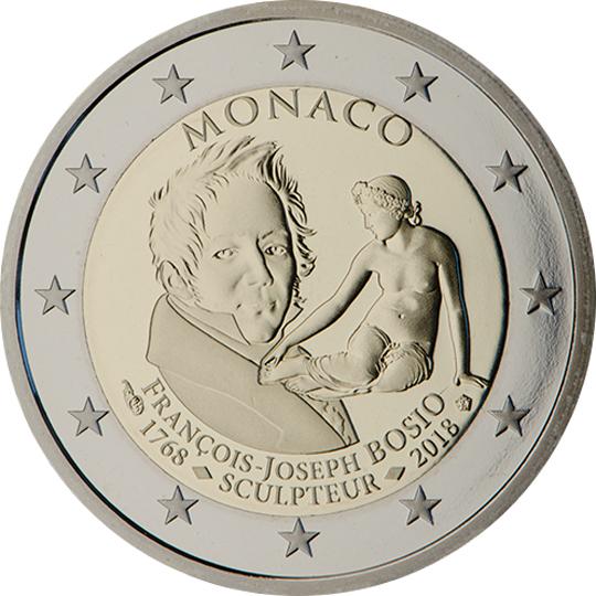 <p>Mónaco:</p><p>François Joseph Bosio</p>