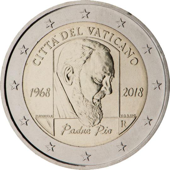<p>2018:</p><p>50 años de la muerte del Padre Pío</p>
