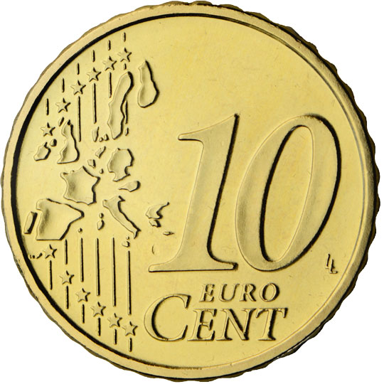10 cent common side
