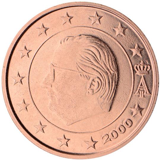 Le Monete In Euro Del Belgio Sono State Disegnate Da Jan Alfons Keustermans Direttore Dellaccademuni Le Di Belle Arti Di Turnhout