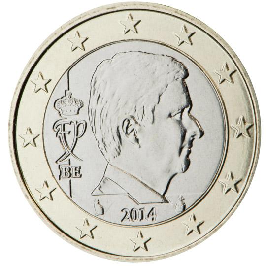 1 Euro Nbbbe