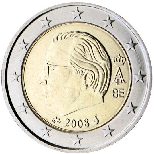 Belgische Euro Münze Nbbbe