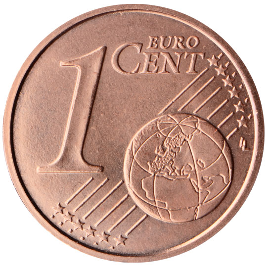 1 cent common side