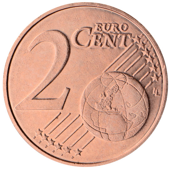 2 cent common side