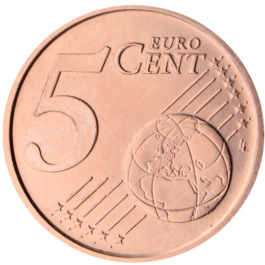 5 cent common side