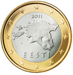 €1 national side