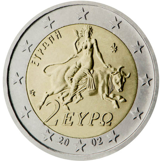 2 Euro Nbbbe