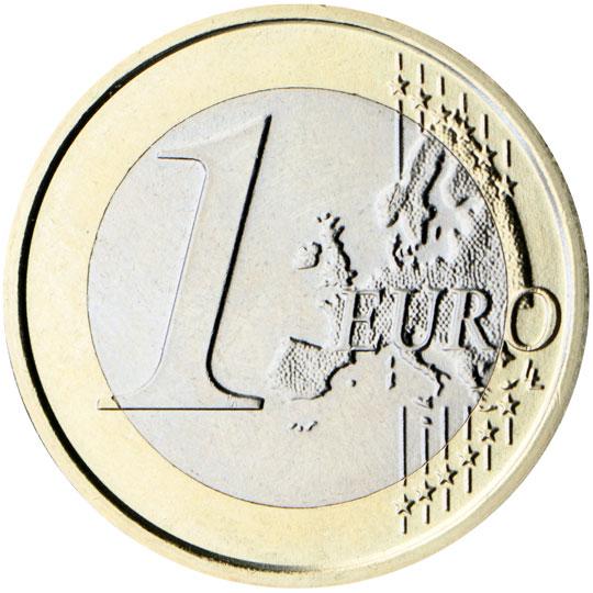 1-euromyntets gemensamma sida