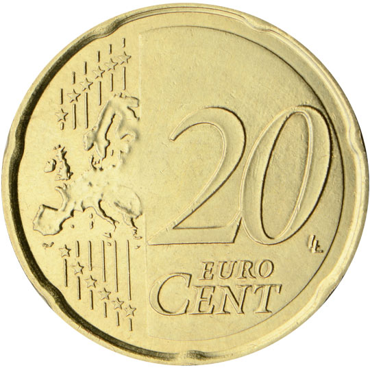 20 cent common side