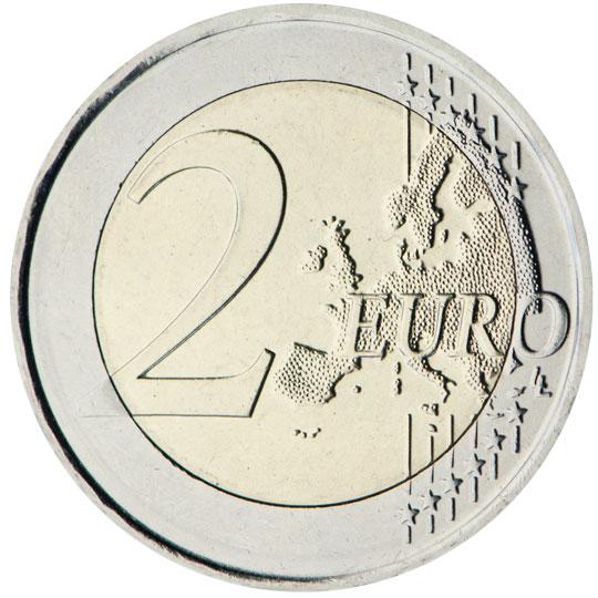 2-euromyntets gemensamma sida