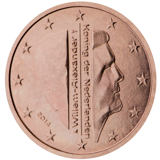Nationale Seiten 1 Cent