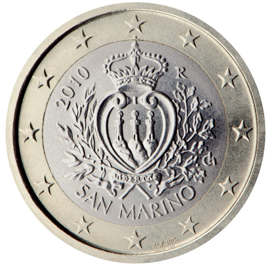 First Series The Republic S Official Coat Of Arms Features On 1 Coin