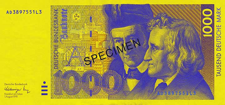 1000-Deutsche-Mark-Banknote