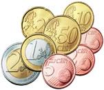 Imagem de moedas de euro