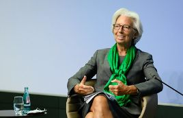 Youth Dialogue with Christine Lagarde - 27 May 2020