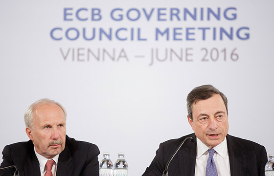 Governing Council and Press Conference in Vienna