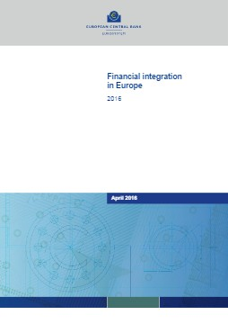 Financial Integration in Europe - cover image