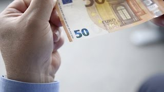 Five facts about the new €50
