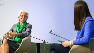 Join a Youth Dialogue with Christine Lagarde