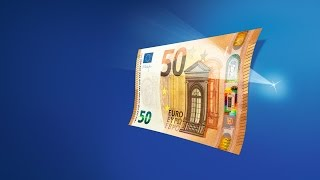 Discover the New €50 Banknote