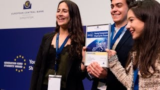 Generation €uro Students' Award 2017
