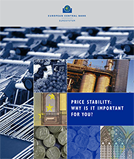 Cover of the book: Price stability: Why is it important for you?