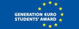Generation €uro Students' Award banner